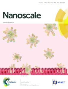 Nanoscale Front Cover